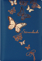 Mobile Preview: Stammbuch A4 Butterflies