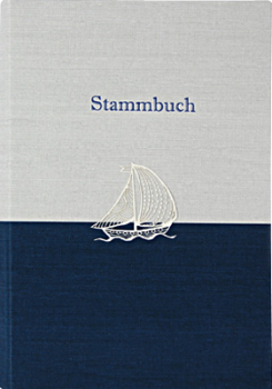 Stammbuch A4 Harbour