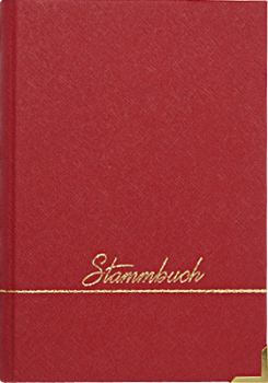 Stammbuch A5 Styling