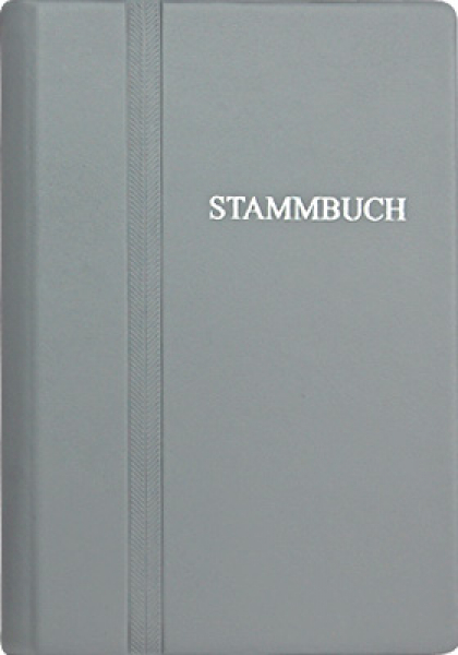 Stammbuch A4 City