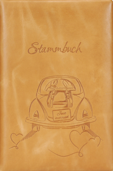 Stammbuch Just Married