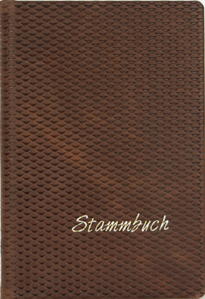 Stammbuch Magnetic