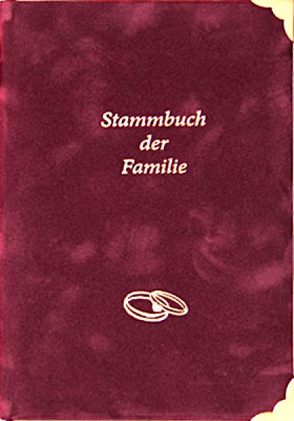 Stammbuch A5 Magic
